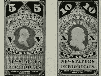 postage stamps series of 1861 preview