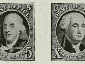 us postage stamps series of 1847 preview
