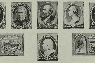 us postage stamps of 1870 april 9 to 30 small