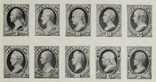 us stamps from 1873 to 1884