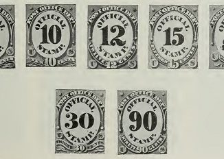 us stamps postage from 1873 to 1884 preview