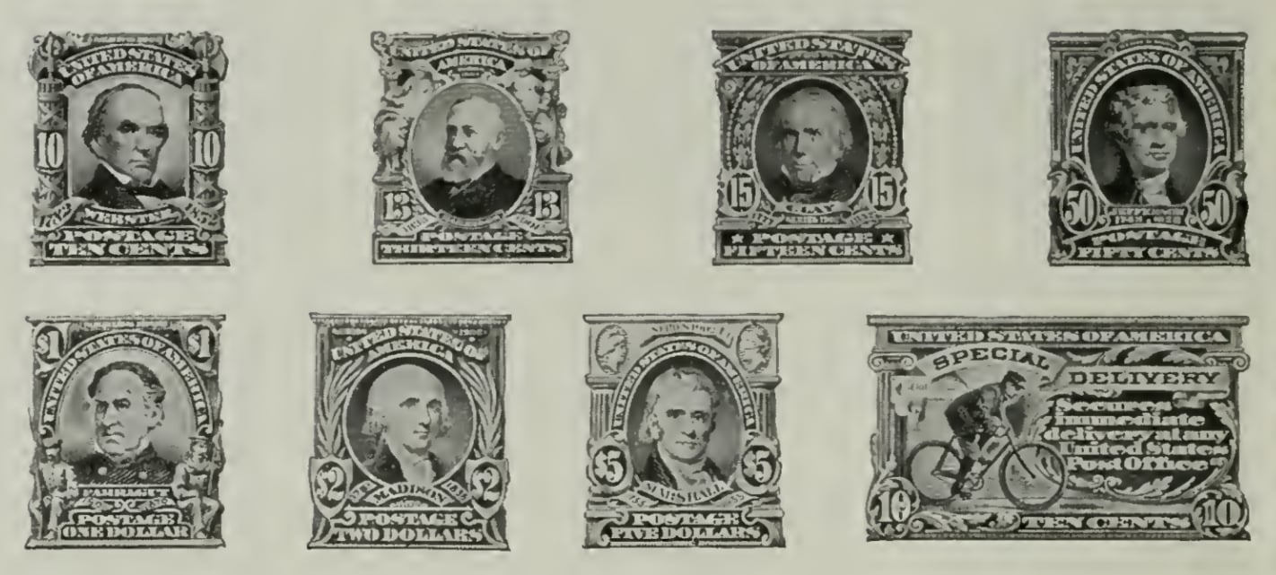 Ordinary Postage Stamps 1902 - Photo 2