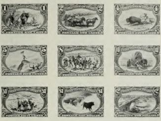 "Trans-Mississippi-""Omaha"" Exposition US Stamps of 1898"